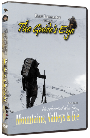 The Guide's Eye - Mountains, Valleys, and Ice