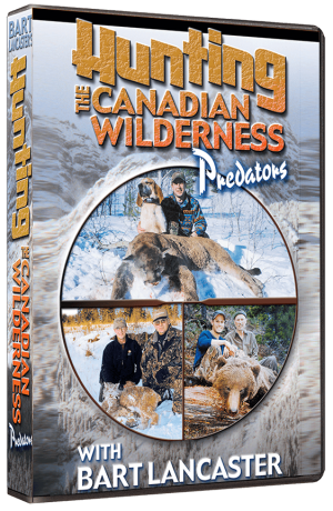 Hunting the Canadian Wilderness, Predators