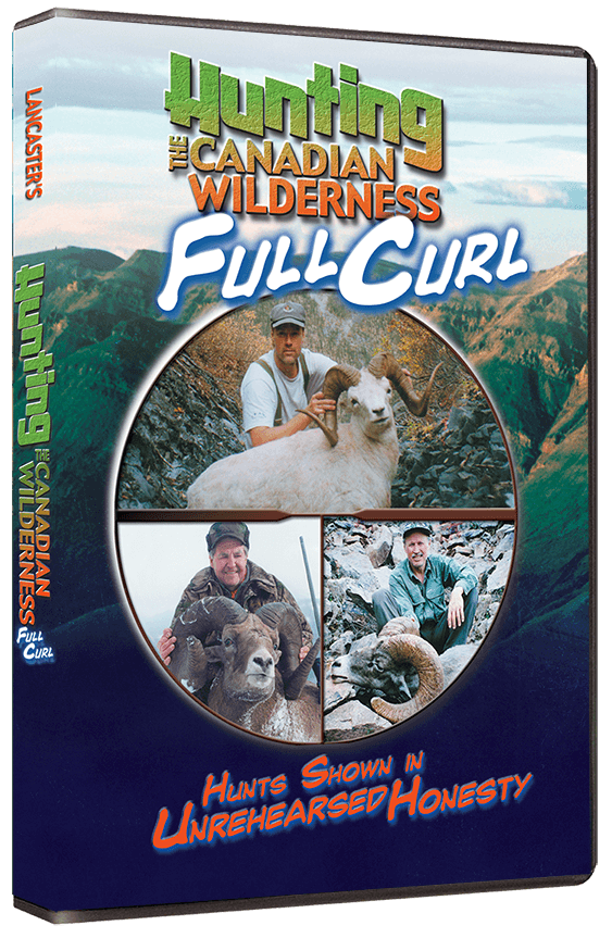 Hunting the Canadian Wilderness, Full Curl