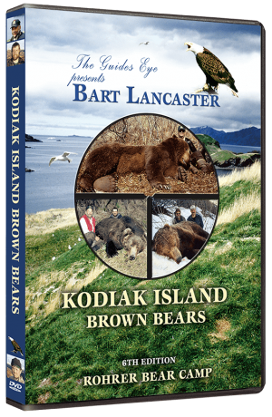 The Guide's Eye - Kodiak Island Brown Bears