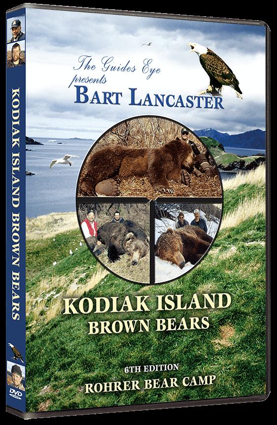 The Guide's Eye - Kodiak Island Brown Bears