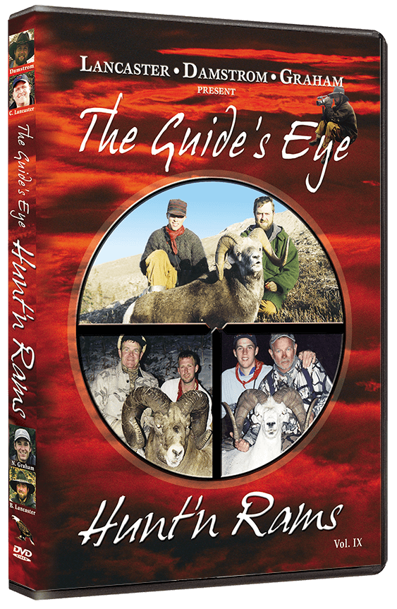 The Guide's Eye - Hunt'n Rams
