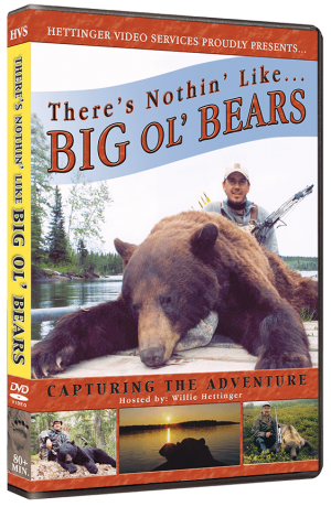 Capturing the Adventure - There's Nothing Like Big Ol' Bears