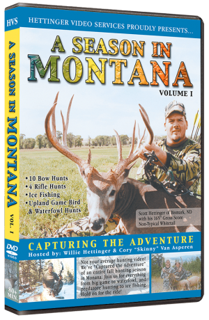 Capturing the Adventure - A Season in Montana