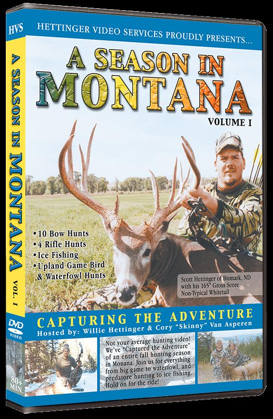Capturing the Adventure - A Season in Montana